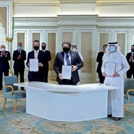 اسرائیل و امارات برای احیای طرح دوران محمدرضا شاه برای انتقال نفت به اروپا توافق کردند