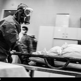 افزایش ۱۵ تا ۲۰ برابری فوتیهای کرونا در تهران