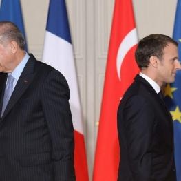 درخواست رجب طیب اردوغان برای تحریم کالاهای فرانسوی