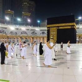 ازسرگیری عمره مفرده برای زائران غیر عربستانی از ۱۱ آبان