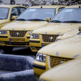۴۰ هزار دستگاه تاکسی با استاندارد یورو ۵ نوسازی میشوند