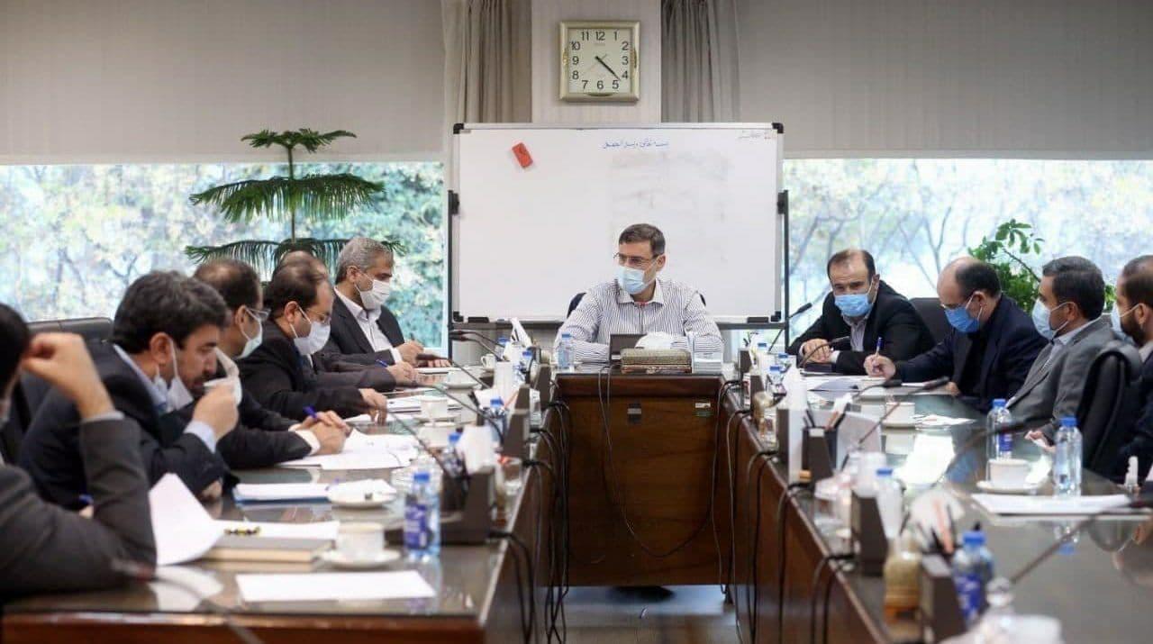 جلسه نایب رییس مجلس با مدیران بازار سرمایه و دادستان تهران