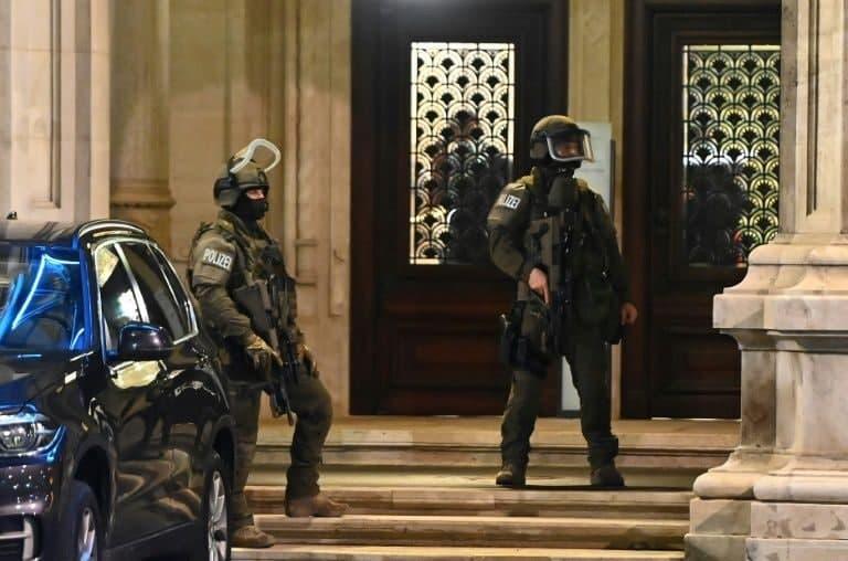 عاملان حمله وین طرفدار داعش بودند