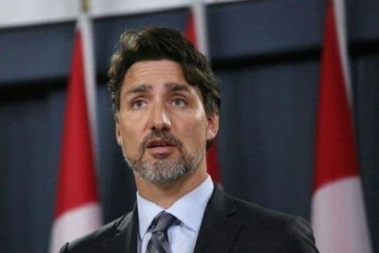 تبریک نخست وزیر کانادا به بایدن