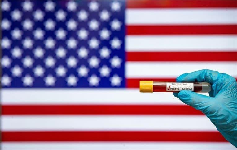 افزایش شمار مبتلایان به کرونا در آمریکا در چهارمین روز متوالی