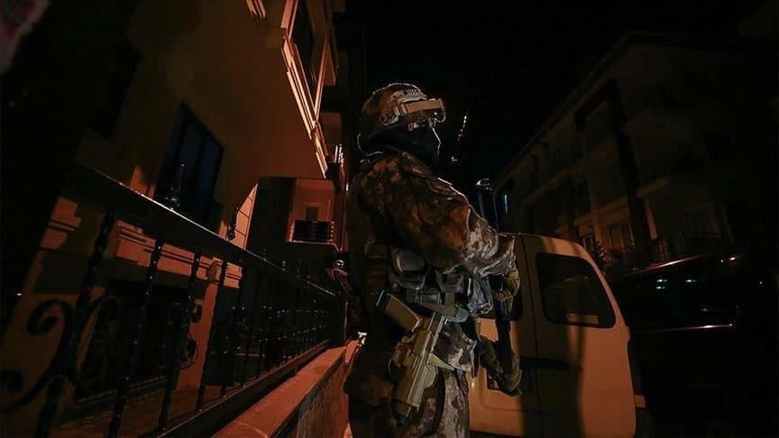 دستگیری ۱۷ نفر به ظن همکاری با داعش در استانبول