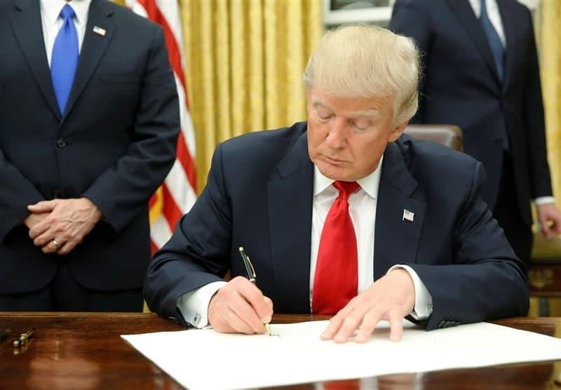 دولت آمریکا «وضعیت اضطرار ملی» در قبال ایران را برای یکسال دیگر تمدید کرد.