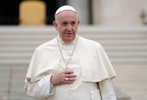 پاپ فرانسیس هم به بایدن تبریک گفت
