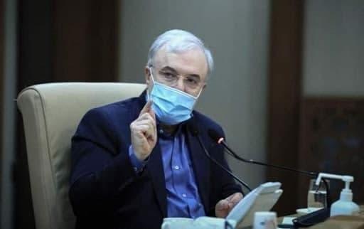 وزیر بهداشت: اهل استعفا کردن نیستم