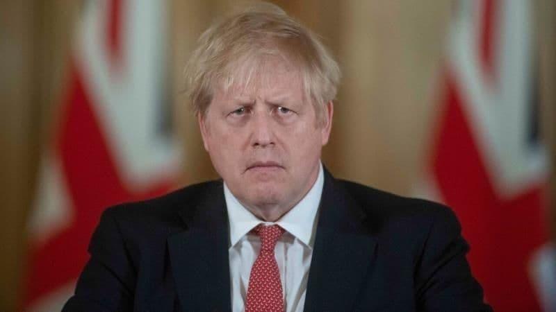 بوریس جانسون، نخست وزیر انگلیس قرنطینه شد.
