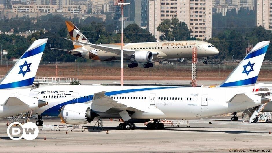 هواپیمایی ملی امارات پرواز به اسرائیل را از فروردین آغاز میکند