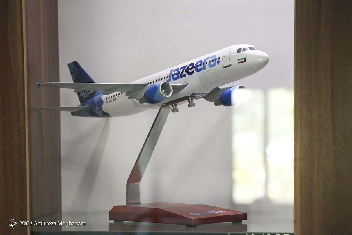 هواپیماهای شخصی ۴ هزار و ۵۰۰ هزار دلار ارزآوری دارند