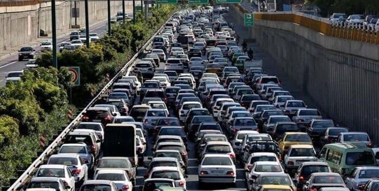 ورود حجم زیاد مسافر در شبانه روز گذشته به مازندران