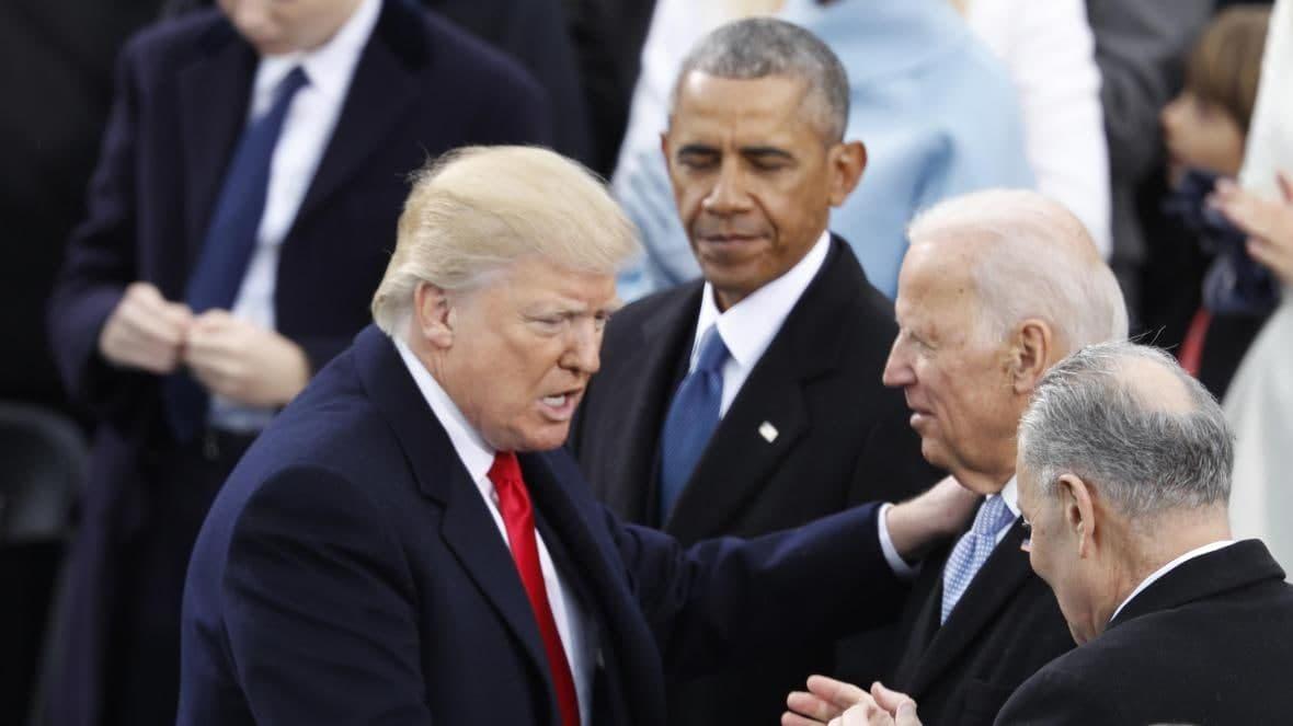 انتقال مخفیانه قدرت در آمریکا!