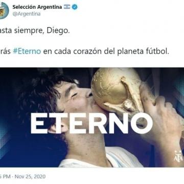 مارادونا درگذشت