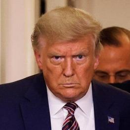 ترامپ: نتيجه انتخابات بايد برگردد