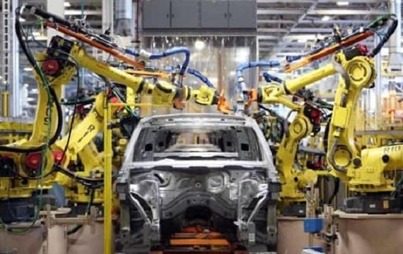 تولید بیش از ۵۶۶ هزار دستگاه خودرو توسط خودروسازان بزرگ داخلی
