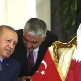 امضای توافقات همکاری نظامی و اقتصادی میان ترکیه و قطر