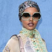 حلیمه عدن، مدل مسلمان آمریکایی گفته به خاطر اعتقاداتش شغلش را کنار می گذارد
