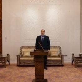 سفیر جدید سوریه در ایران معرفی شد