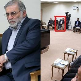 ترور یکی از دانشمندان رده بالای کشور/دانشمند ترور شده «شهید محسن فخری زاده» است