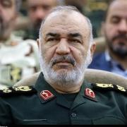 سردار سلامی: انتقام در دستور کار قرار گرفت
