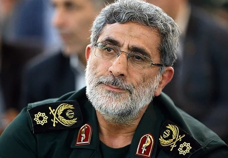 فرمانده سپاه قدس: در گرفتن انتقام خون شهید فخریزاده با تمامی نیروها همپیمان میشویم