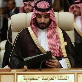 وال استریت جورنال: بن سلمان در پی شکست ترامپ از عادیسازی با اسرائیل کنار کشید
