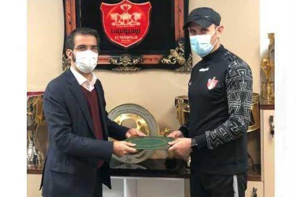 قرارداد یحیی گل محمدی با باشگاه پرسپولیس تمدید شد
