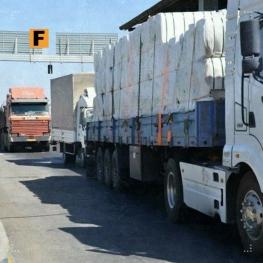 کشف ۷۷ تریلی قاچاق در آذربایجانغربی