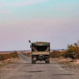قرهباغ؛ ارتش آذربایجان وارد آخرین بخش تخلیه شده توسط ارمنستان شد