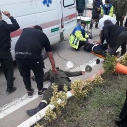 ضرب و شتم ۲ پلیس راهور در سیمرغ (مازندران) برای ۳۰هزار تومان
