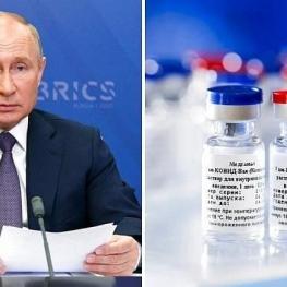 پوتین دستور آغاز واکسیناسیون گسترده در برابر کرونا را در روسیه صادر کرد
