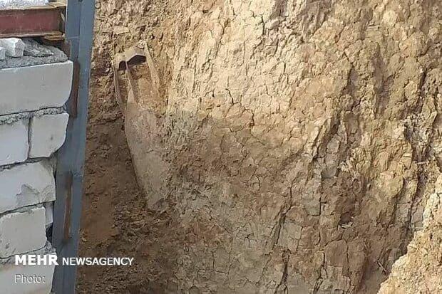 کشف بمب مربوط به دوران دفاع مقدس در پلدختر