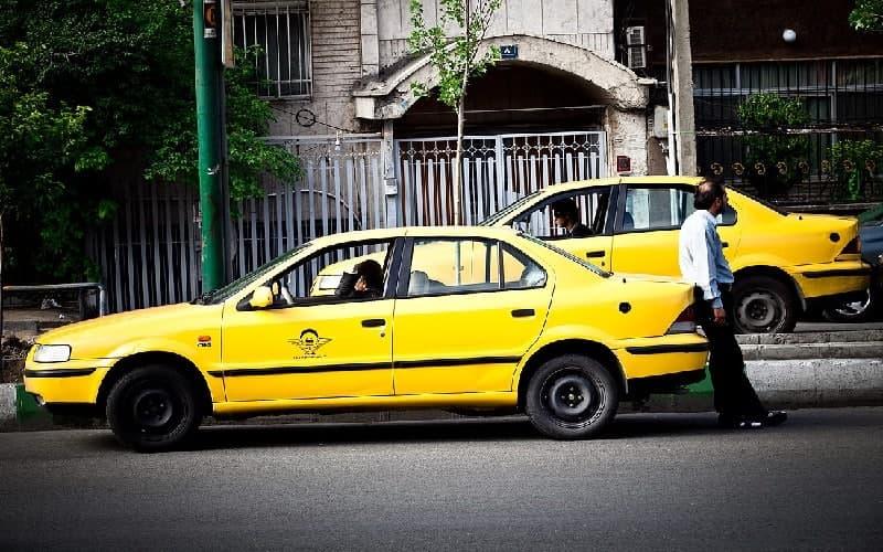 درآمد رانندگان تاکسی در امارات ۱۷ برابر ایران است