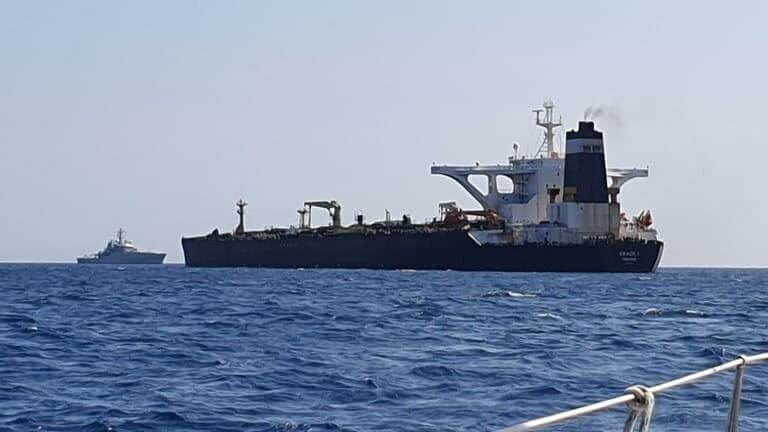 نفتکش ایرانی حامل نفت برای ونزوئلا به مقصد رسید