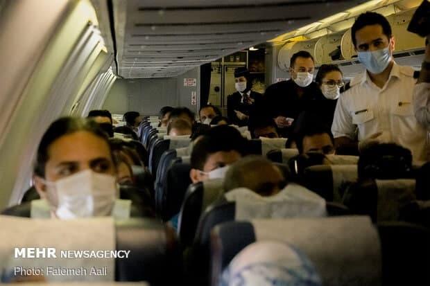 کرونا مسافران هوایی را ۴۵ درصد کم کرد
