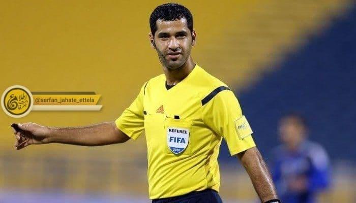 داور قطری بازی پرسپولیس ایرانی الاصل است