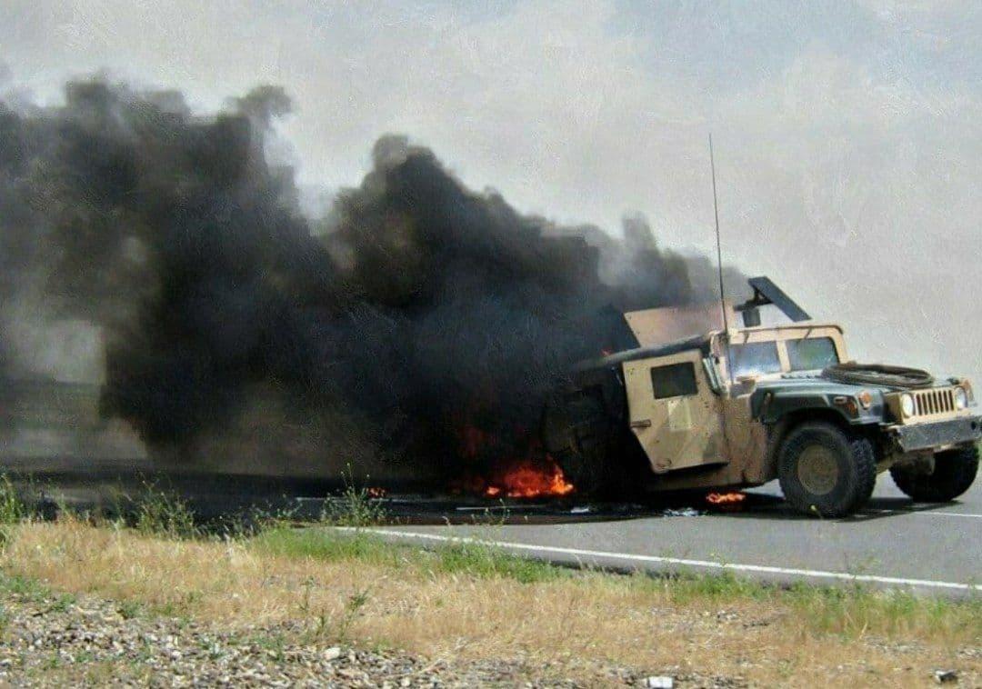 حمله به کاروان نظامیان آمریکایی در ناصریه عراق