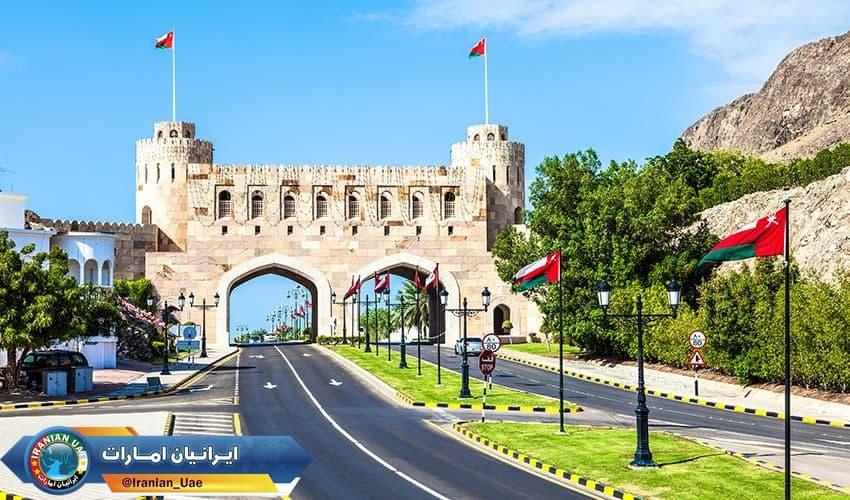 عمان مرزهای زمینی، هوایی و دریایی خود را برای یک هفته بست