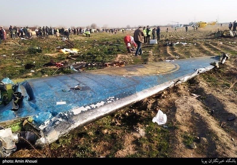 ارائه گزارش فنی نهایی درباره سانحه هواپیمای اوکراینی