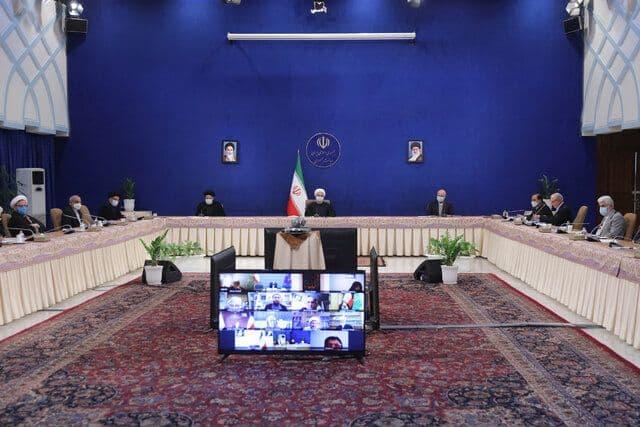 روحانی: تحریمها نه فقط در واردات بلکه در صادرات هم آزار دهنده است