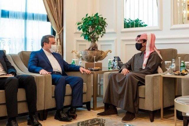 دیدار عراقچی با وزیر خارجه قطر