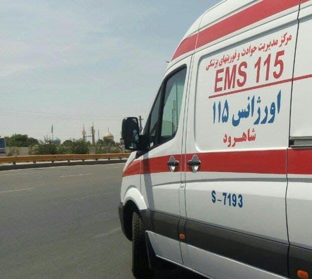 استقرار آمبولانس و آمادهباش مراکز درمانی تهران در پی آلودگی هوا