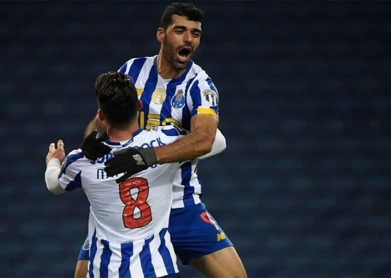 «مهدی طارمی» به عنوان بهترین بازیکن ماه گذشته میلادی لیگ برتر پرتغال انتخاب شد.