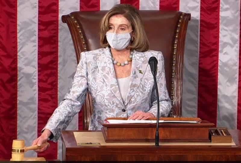 «نانسی پلوسی» بار دیگر رئیس مجلس نمایندگان آمریکا شد