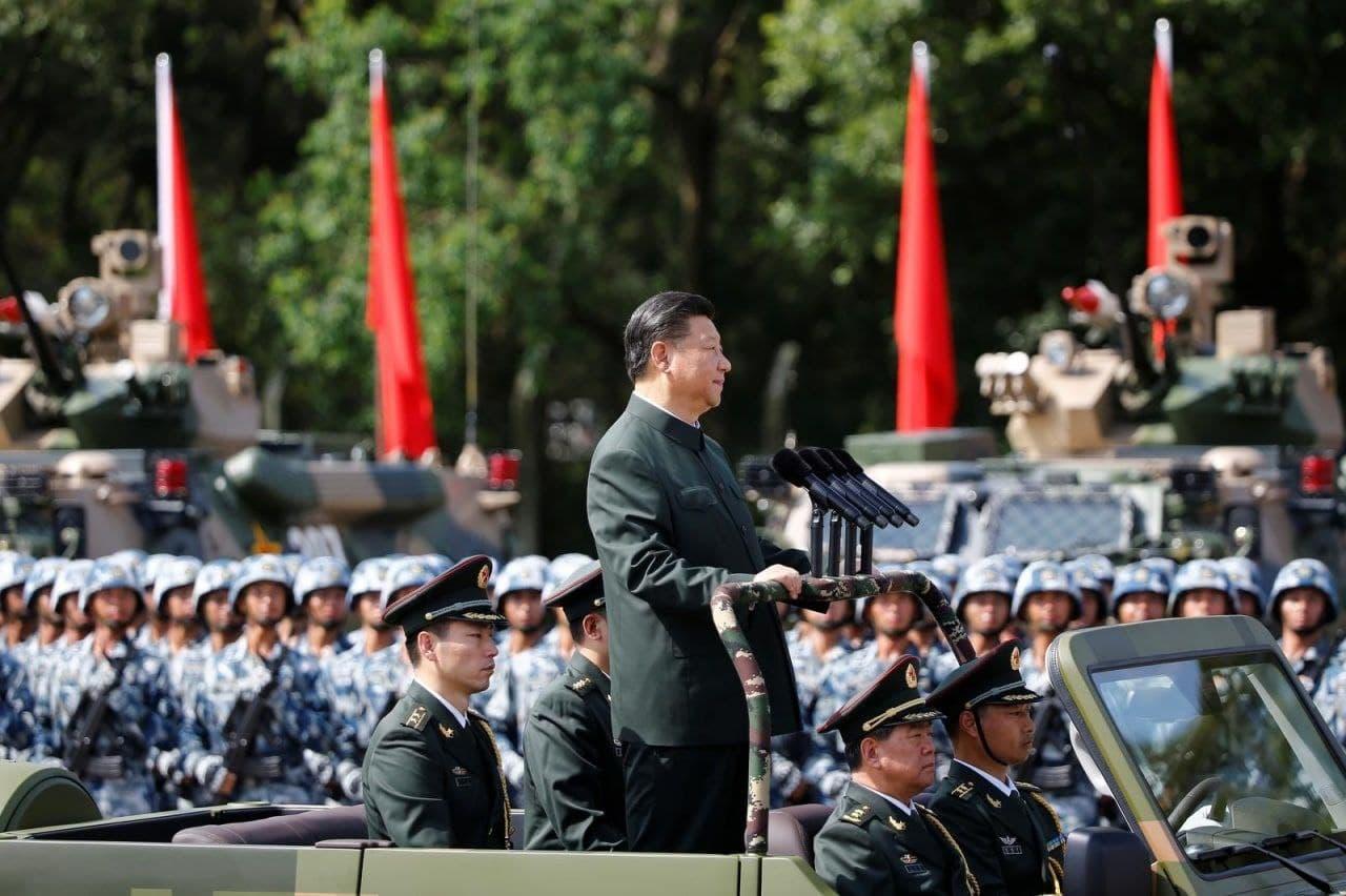 رئیسجمهور چین خطاب به ارتش: هر لحظه آماده جنگ باشید
