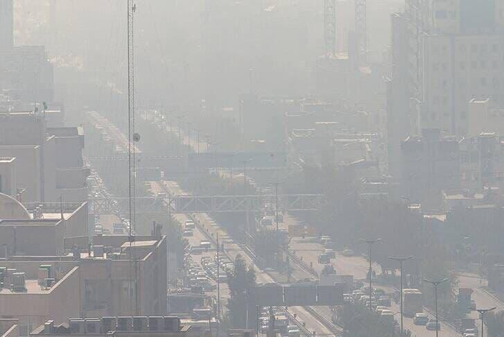 روزانه ۱۱ تهرانی بر اثر آلودگی هوا میمیرند