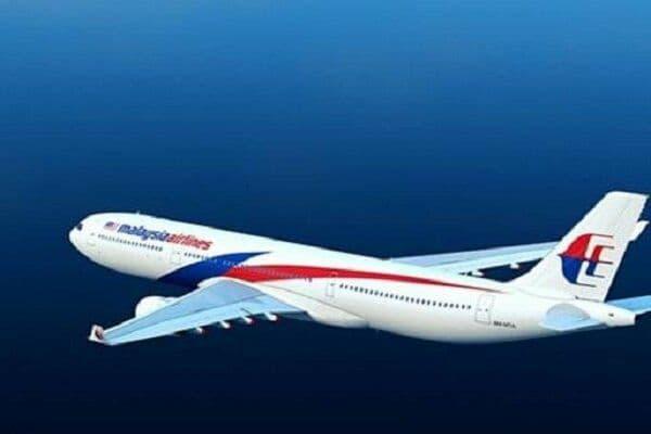 سقوط یک هواپیمای اندونزی