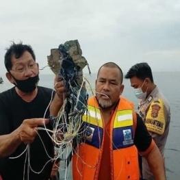 جزییات سقوط هواپیمای مسافربری در شمال جاکارتا اعلام شد